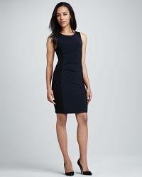 Graham & Spencer - Sleeveless Stretchjersey Dress - Lyst