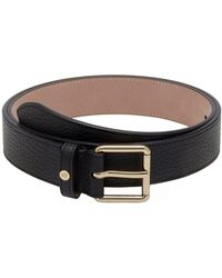 Mulberry B Slim Belt - Lyst