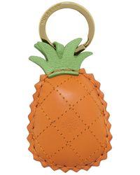 Mulberry - Pineapple Keyring - Lyst