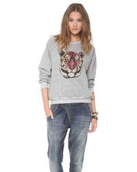 A Fine Line - Mascot Sweatshirt - Lyst