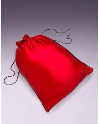 Agent Provocateur Large Lingerie Bag - Lyst