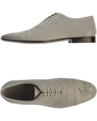 John Richmond - Laced Shoes - Lyst
