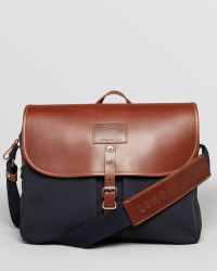 Longchamp Messenger
