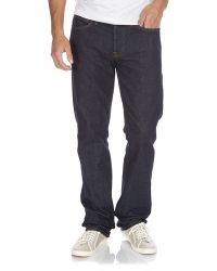 7 For All Mankind Standard Nocturnal Daze Jeans - Lyst
