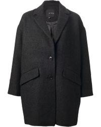 Kai-aakmann - Oversize Coat - Lyst