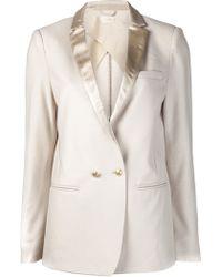 Giada Forte - Jersey Smoking Jacket - Lyst