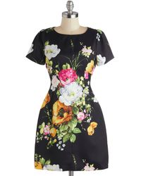 ModCloth Vase Time Dress - Lyst