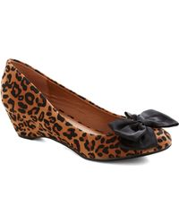 ModCloth | Roaring Style Wedge | Lyst