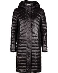 Sandwich - Quilted Nylon Coat - Lyst