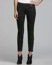 Two By Vince Camuto - Camo Cuffed Jeans - Lyst