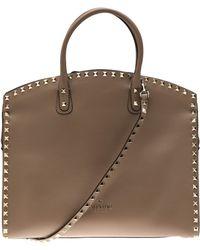 Valentino Rockstud Bag - Lyst
