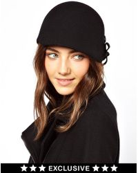 Boutique Moschino - Catarzi Exclusive To Asos Riding Hat - Lyst