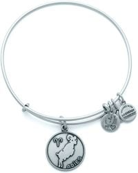 ALEX AND ANI - Aries Bangle - Lyst