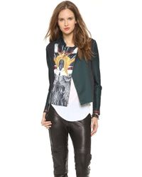 Clover Canyon - Wings Zip Jacket - Lyst