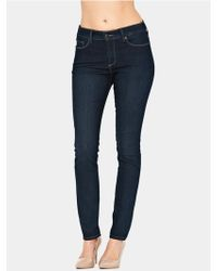 Not Your Daughter's Jeans Not Your Daughters Jeans Slim Leg Jeans Denim - Lyst