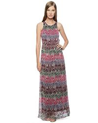 Ella Moss Felicity Silk Maxi Dress - Lyst