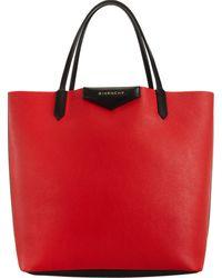 Givenchy Colorblock Medium Antigona Shopper - Lyst