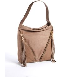 Kelsi Dagger Brooklyn - Issa Leather Shoulder Bag - Lyst