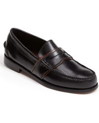 G.H. Bass & Co. Gh Bass Co Weejuns Colvin Beef Roll Loafer - Lyst