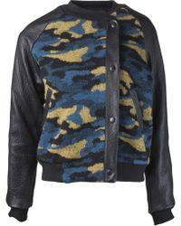 Gryphon - Gryphon Varsity Jacket - Lyst