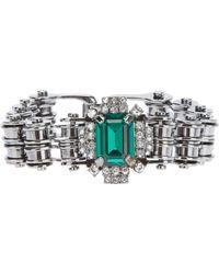 Mawi - Mawi Bike Chain Bracelet - Lyst