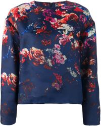 MSGM Sweater - Lyst