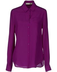 Honor Long Sleeve Shirt - Lyst