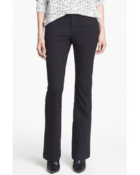 Leith Clean Flare Leg Pants - Lyst