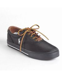 Polo Ralph Lauren Vaughn Nylon Sneakers - Lyst
