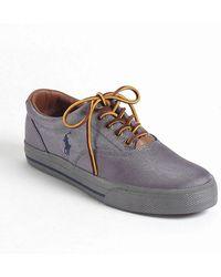 Polo Ralph Lauren Vaughn Nylon Sneakers - Lyst