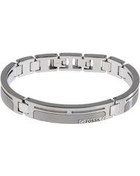 Fossil Bracelet - Lyst