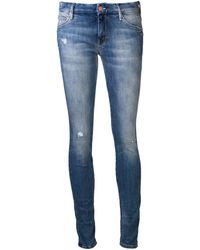 Mother The Looker Jeans - Lyst