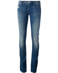 Mother 'The Runaway' Skinny Jean - Lyst