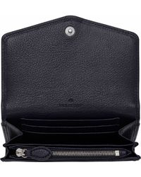 Mulberry - Dome Rivet French Purse - Lyst