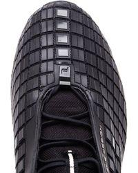 Porsche Design - Bounce Techno Titanium Trainers - Lyst