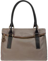 Carlo Pazolini Large Leather Bag - Lyst