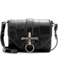 d8d9e23f28 Givenchy - Obsedia Leather Shoulder Bag - Lyst