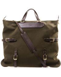 Mismo - Flow Woolcanvas Shopper Bag - Lyst