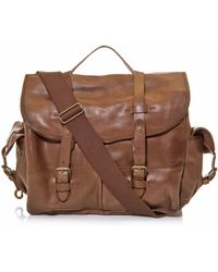 Polo Ralph Lauren - Leather Satchel - Lyst