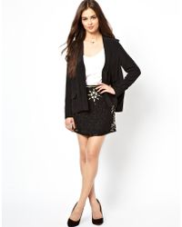 Dress Gallery - Sequins Skirt - Lyst