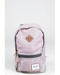 Herschel Supply Co. Heritage Plus Backpack - Lyst