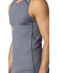 Calvin Klein Performance Muscle Tank - Lyst