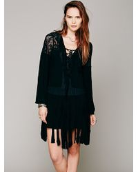 Free People Shipwreck Cove Dress - Lyst