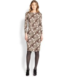 Tory Burch Silk Dagny Dress - Lyst
