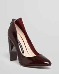 French Connection Pointed Toe Pumps Myka High Heel - Lyst