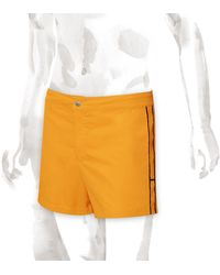 Hermes H En H Swim Shorts - Lyst
