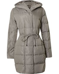 Weekend By Maxmara Aire Padded Coat with Hood - Lyst