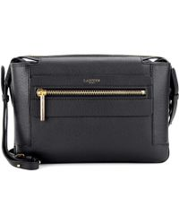 Lanvin Le Jour Medium Leather Shoulder Bag - Lyst