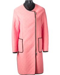 3.1 Phillip Lim Quilted Boxy Jacket - Lyst