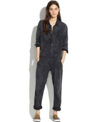 Madewell Mechanic Jumpsuit - Lyst